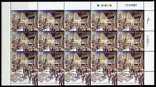 ISRAEL SC#1703/04 CINEMA  SET OF 2  SHEETS OF 15  STAMPS  EACH MINT NH