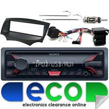 Ford KA MK2 09-15 SONY MP3 USB Aux Ipod Car Radio Steering Wheel Fitting Kit