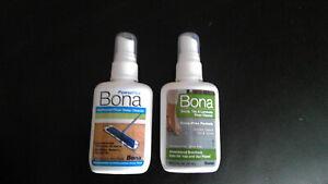 BONA hardwood cleaner & BONA Stone, Tile and laminate cleaner