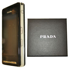 BNIB LG Prada KE850 8MB Black Factory Unlocked Designer Handset 2G OEM New