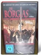Die Borgias - Historienfilm - Paz Vega, Ángela Molina, María Valverde - DVD