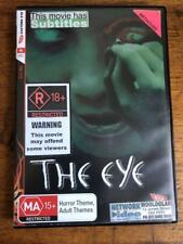 The Eye (Cantonese) 2006 Horror DVD rare Arthouse Cult Ex-rental