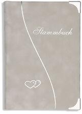 Familienbuch, Stammbuch der Familie, Sand,Silberpr, Stammbücher, Ringmechanik