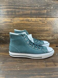 New Converse CTAS Pro 'Classic Suede - Faded Spruce' (166830c)