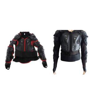 Motorradjacke Mesh, Racing Sport Motocross ATV Guard Shirt Ganzkörperprotektor