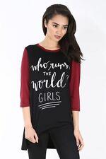 Magliette da donna taglia S dal Perù