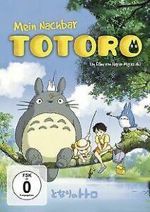 Mein Nachbar Totoro von Hayao Miyazaki   DVD   Zustand sehr gut