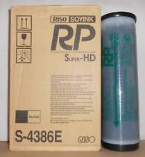 Riso Tintenpatrone S-4386E Risograph RP super HD black RP 3700 3700A 3790 1 stk.