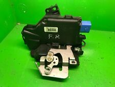 Audi A8 D3 FRONT RIGHT DOOR LOCK MECHANISM 4E1837016