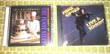 2 Mike Cross Music Comedy CDs Best Of The Funny Stuff -Signed  & Live & Kickin'