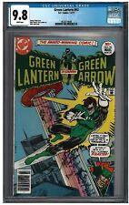 GREEN LANTERN #93 CGC 9.8 (2-3/77) DC white pages