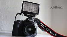 CANON EOS 5D Mark III Mk3 MKIII 22.3MP DSLR Body + F1.8 50mm PRIME Lens & Extras