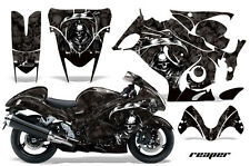 Graphic Kit Suzuki GSXR Amr Racing 1300 Hayabusa GSX Part Bike Decal Wrap REAPER