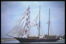 257096 Concordia tre masted Ketch Canada A4 FOTO STAMPA
