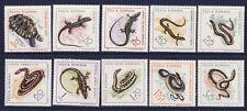 r  ROUMANIE   reptiles   2100/109   **