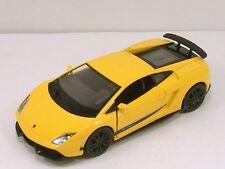 RMZ Lamborghini Gallardo LP 570-4 Superleggera 1:36 diecast model Yellow R13