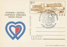 Poland postmark - medicine balneology CIECHOCINEK
