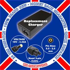 19V 3.42A ASUS X50R X50RL X51RL AC ADAPTER CHARGER PSU