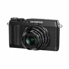 Near Mint! Olympus STYLUS SH-3 Black - 1 year warranty
