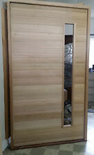 Solid Timber Pivot Door Frame