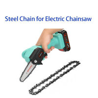 Saw Accessory for Electric Chainsaw 4 Inch Superior Tech Fine Quality Safe Use
