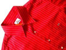 SHIRT camicia  LACOSTE TG. 42 veste circa L   Made in France  RARE