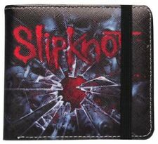 "Slipknot ""Shatter"" Bifold Wallet Official BRAND NEW + FREE DEL"