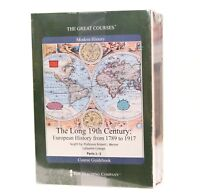 The Long 19th Century Parts I-3: European History 1789-1917 2005 Paperback & DVD