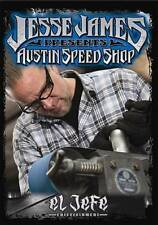 Jesse James Presents: Austin Speed Shop (DVD, 2014)