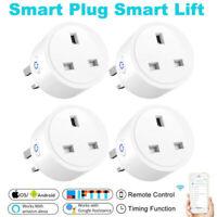 eWelink ZigBee 3.0 Smart UK Plug Socket Outlet for Alexa Samsung SmartThings##@