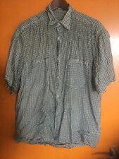 Avanti! Silk camisa. m (L) -39/40.