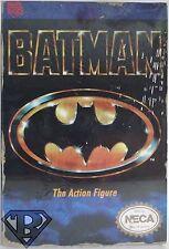 "BATMAN MICHAEL KEATON NES 8-Bit 1989 Video Game Appearance 7"" Figure Neca 2014"