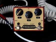 6 Degrees FX FamiComp Compressor and 8 Bit Fuzz Pedal