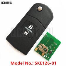 Remote Key for MAZDA Car Frequency 433MHz Chip 4D63 80bits SKE126-01 Model 2BT