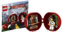 Lego Kai's Dojo Pod, The Ninjago Movie 5004916 Polybag BNIP