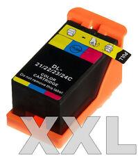1x XXL TINTE PATRONEN für Dell 21,22,23,24 für V313W V515 V715W P513W P713W