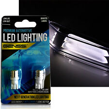 """LED Sidemarker Side Marker """"Replacement Bulbs"""" Bright White Lamp (2 Pack)"""