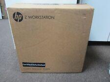 HP Z640 Workstation Xeon E5-2609 V3 1TB HDD 8GB RAM Quadro K620 Win 10 Warranty
