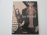 JAZZ MAYNARD T1 REEDITION TBE/TTBE HOME SWEET HOME DD1
