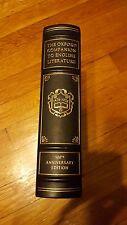 Franklin Library: 500th Anniversary: Oxford Companion to English Literature