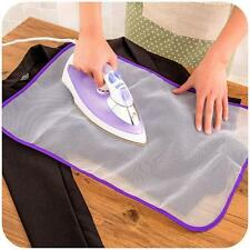Protective Press Mesh Ironing Cloth Guard Protect Iron Garment Clothes Sale VO