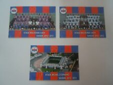 Lot de 35 cartes postales - Stade Malherbe Caen - 2012/13