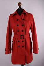 Ladies Burberry Prorsum Double-Breasted Classic Belted Trench Coat Size M / UK10