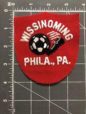 Vintage Wissinoming Soccer Football Club SC FC Patch Philadelphia Phila. PA Penn