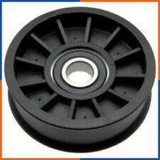 Galet tendeur de courroie d'accessoire pour CHRYSLER   5281007, FI22530, 88640