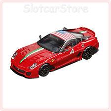"Carrera Evolution 27400 ferrari 599xx ""Ferrari racing Days"" nº 4 1:32 auto"