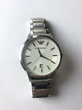 EMPORIO ARMANI  MENS WATCH AR 2430 - VERY RARE - GOOD CONDITION - NEEDS BATTERY