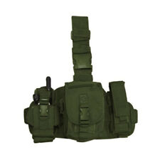 Condor MOLLE GP Tactical Utility Drop Leg Rig Pouches Ma25 Olive OD Green