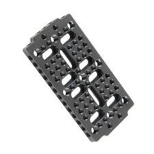 """Camera Switching Plate Camera Easy Base Plate with 1/4"""" 3/8"""" Thread Usefull"""