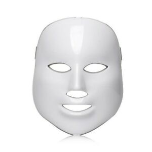 7 Colors LED Light Photon Face Mask Rejuvenation PDT Facial Therapy Wrinkles